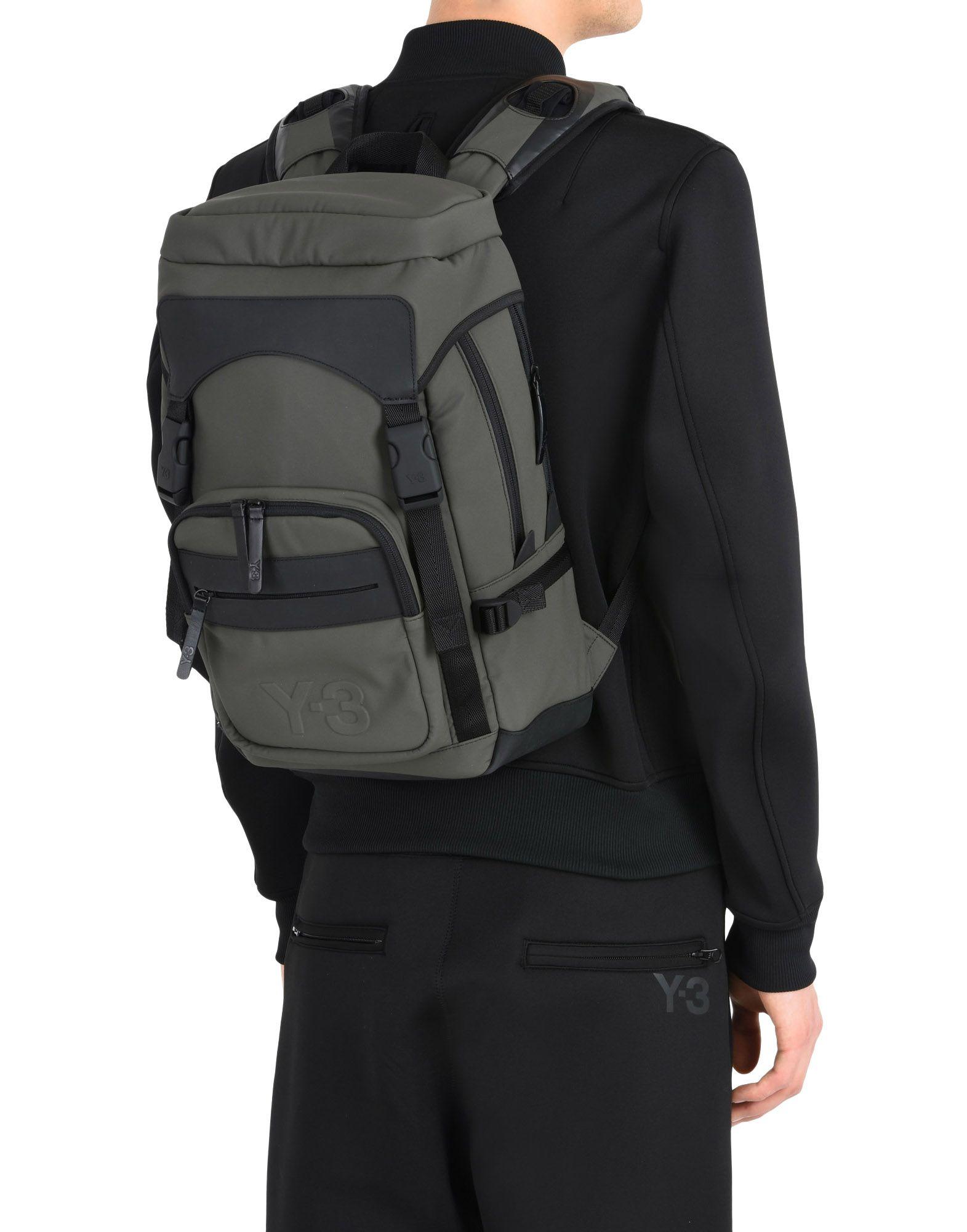 99c0dfbddb64 ... Y-3 Y-3 ULTRATECH BAG SMALL Backpack E r ...