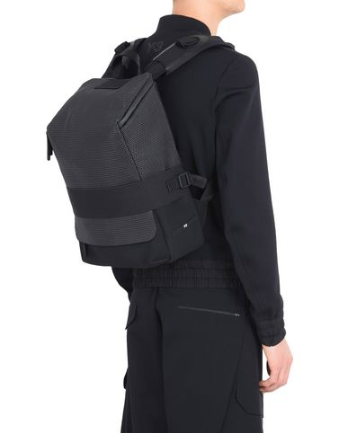 Y-3 QASA AIR BACKPACK バッグ メンズ Y-3 adidas