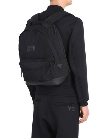 Y-3 TECHLITE BACKPACK BAGS man Y-3 adidas