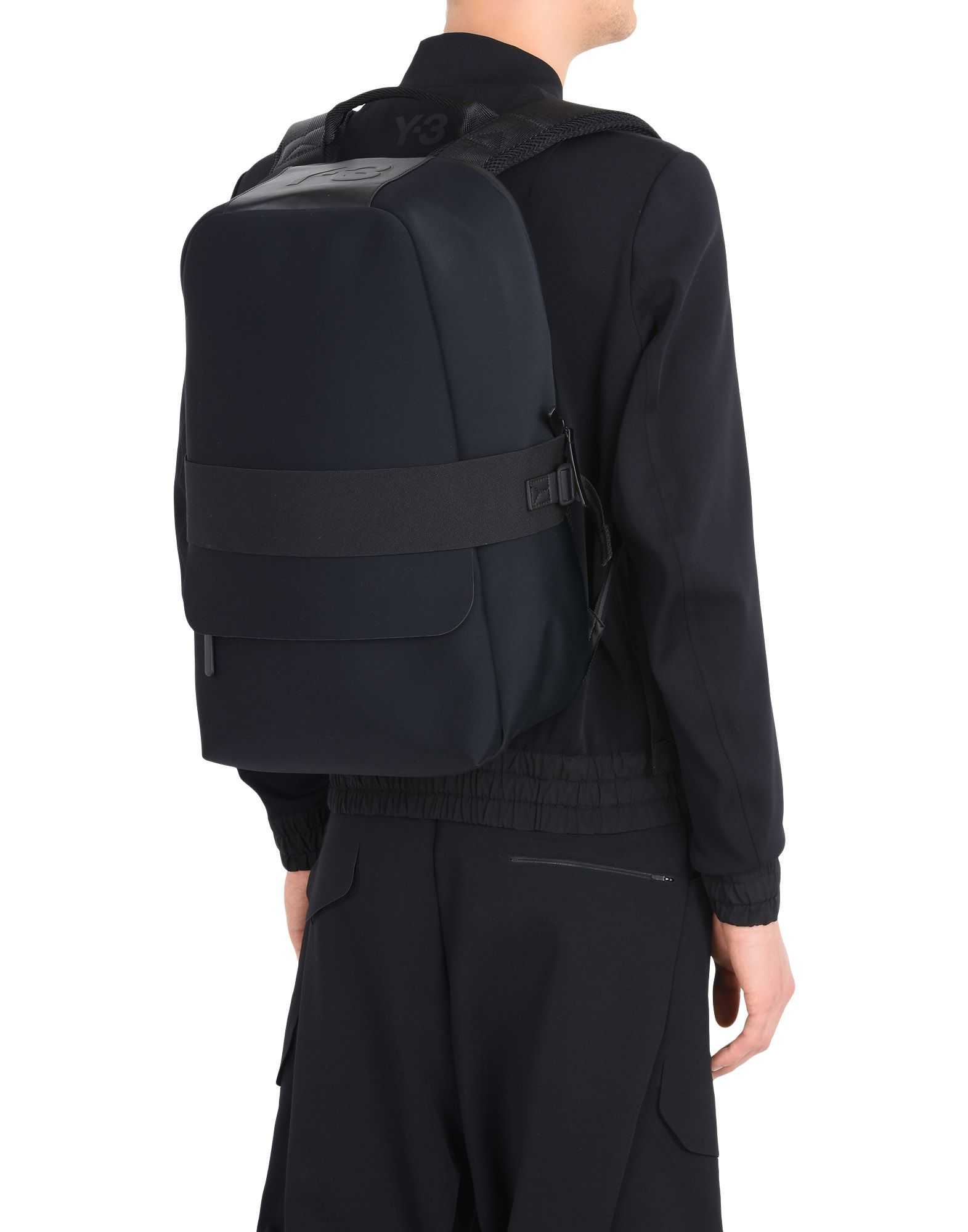 Y-3 Y-3 QASA BACKPACK Рюкзак E r