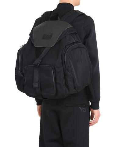 Y-3 ROCK BACKPACK BAGS woman Y-3 adidas