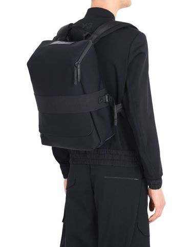 Y-3 QASA BACKPACK SMALL バッグ メンズ Y-3 adidas