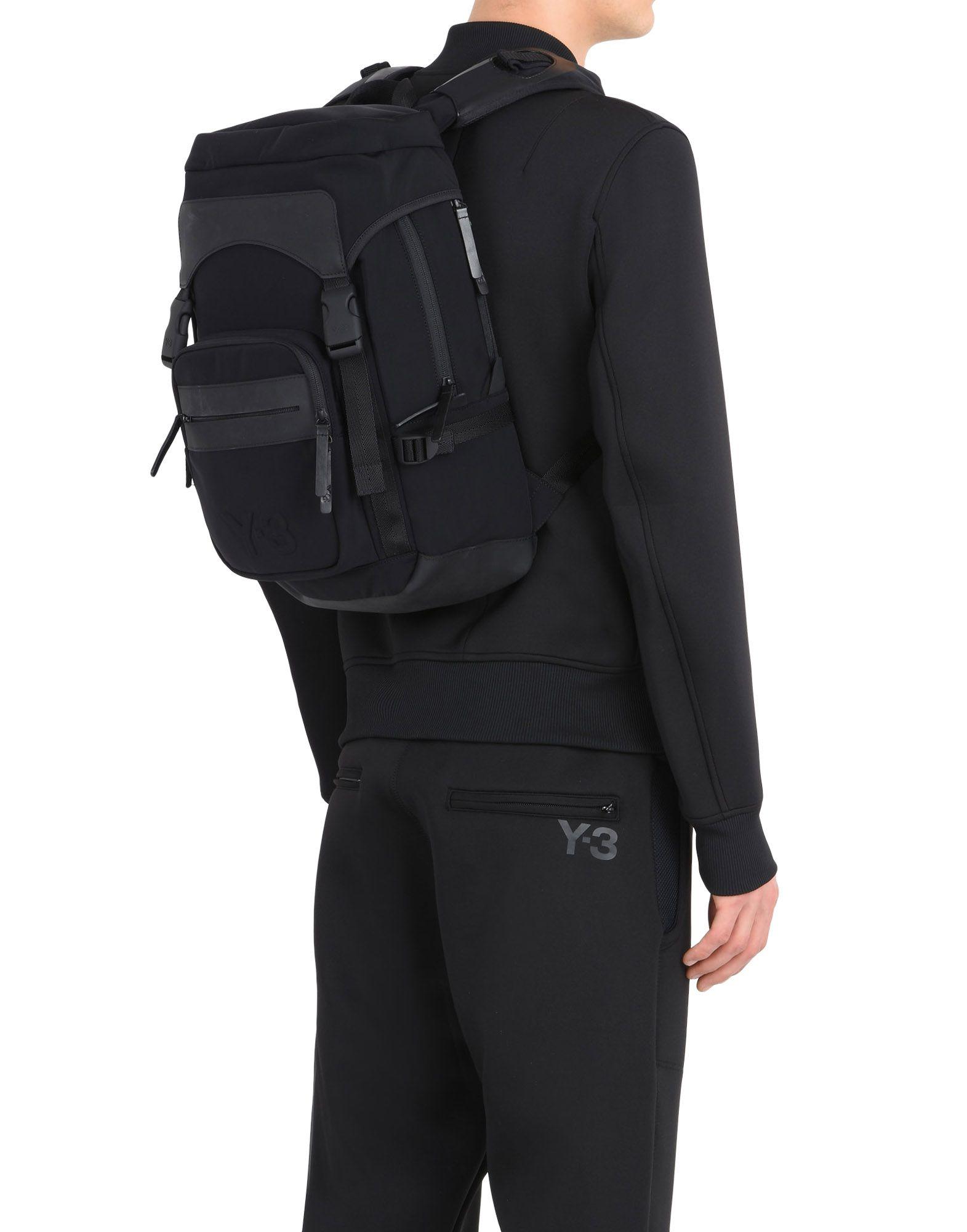 ... Y-3 Y-3 ULTRATECH BAG SMALL Backpack E r ... 1fad44cb92186