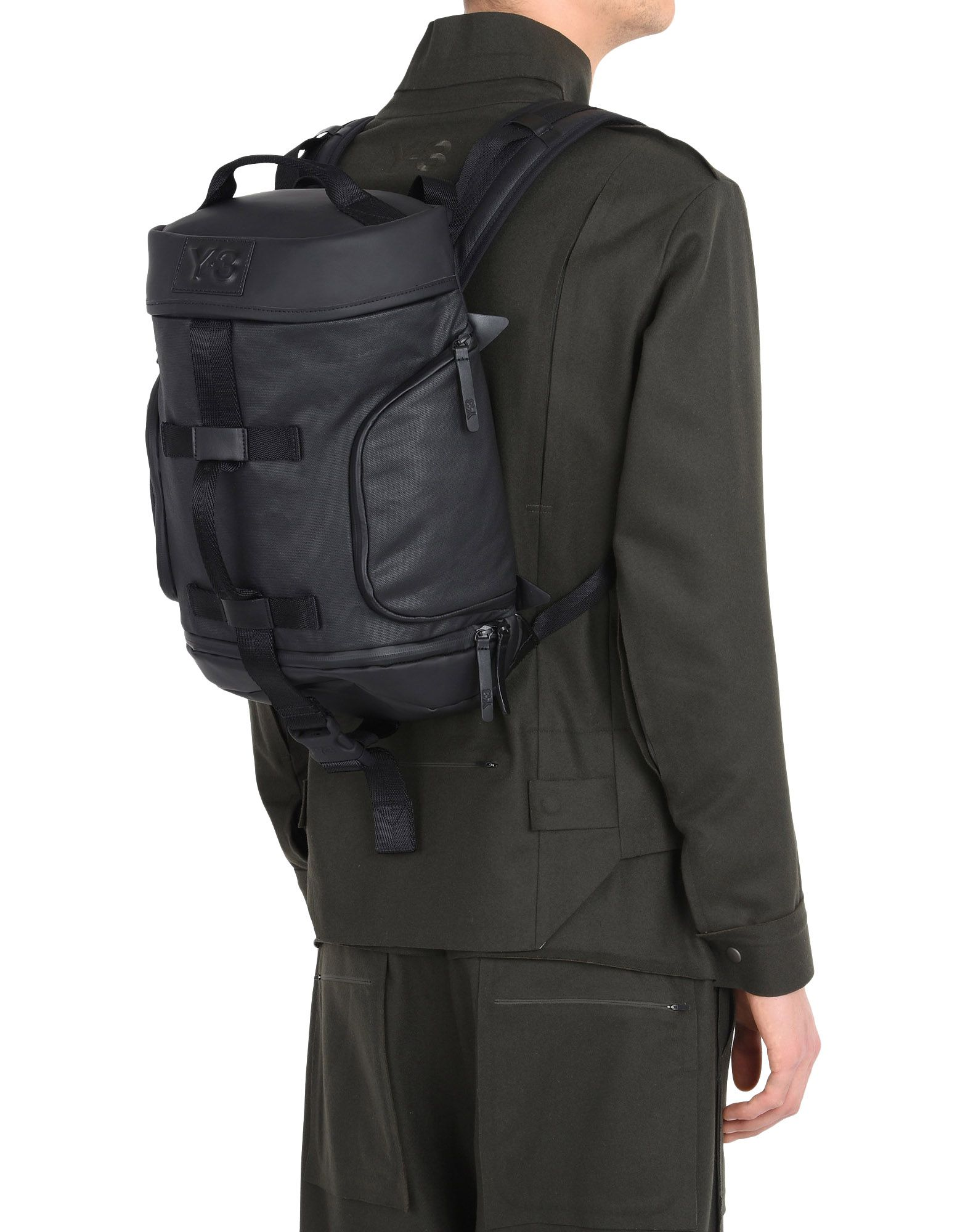 ... Y-3 Y-3 ICON BACKPACK SMALL Backpack E r ... 6492815aba2a4