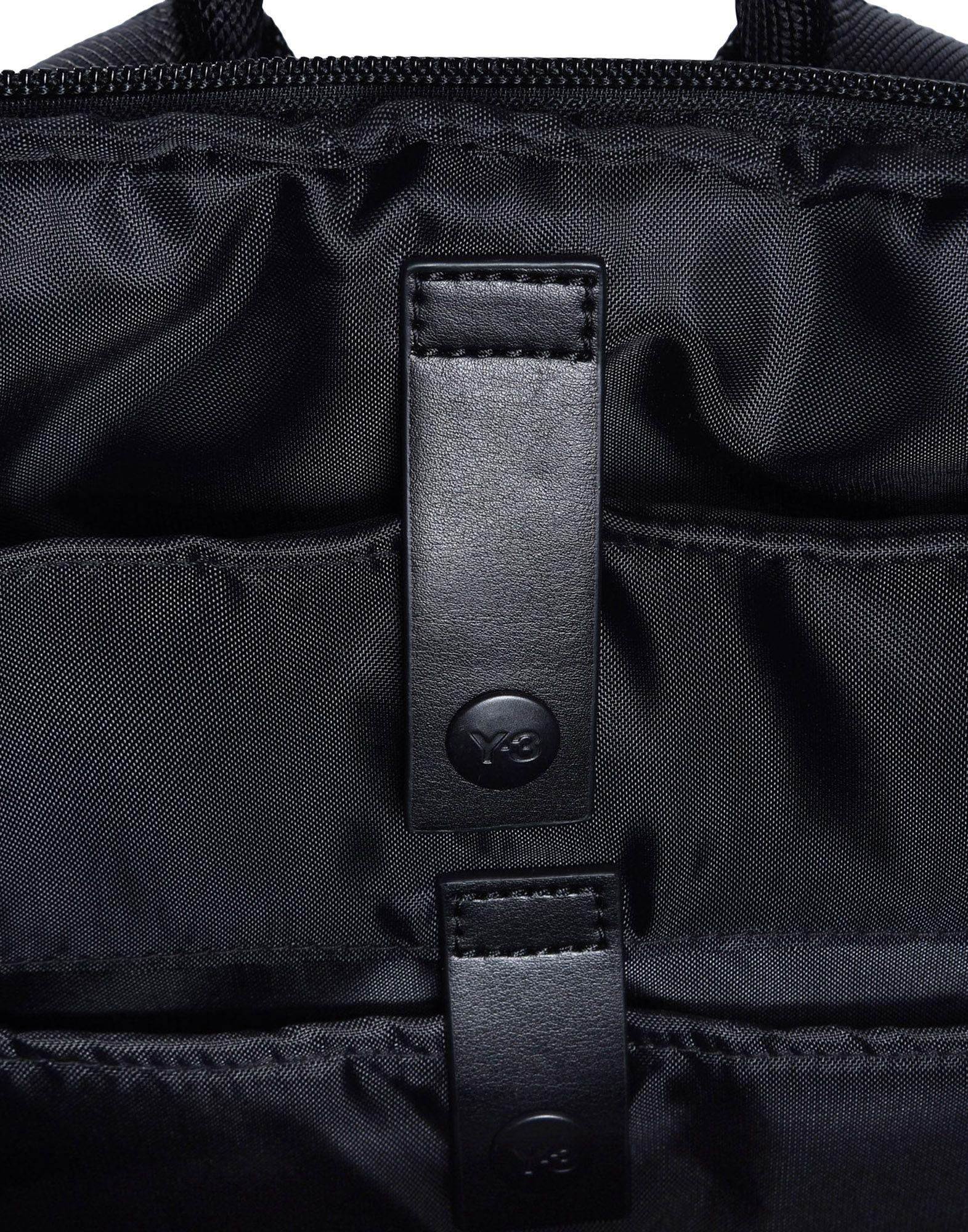 c7e5b6e95f61 Y-3 Y-3 QASA BACKPACK SMALL Backpack E a ...