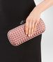 BOTTEGA VENETA STRETCH KNOT IN BOUDOIR INTRECCIO IMPERO, AYERS DETAILS Clutch D ap