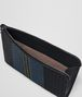 BOTTEGA VENETA MULTICOLOR INTRECCIATO CLUB LAMB URBANDOC Document case Man dp