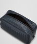 BOTTEGA VENETA TOILETRY CASE IN DENIM INTRECCIATO VN Other Leather Accessory Man ap