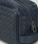 BOTTEGA VENETA TOILETRY CASE IN DENIM INTRECCIATO VN Other Leather Accessory Man ep