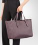 BOTTEGA VENETA LARGE TOTE BAG IN GLICINE INTRECCIATO NAPPA LEATHER Top Handle Bag D ap