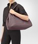 BOTTEGA VENETA GLICINE INTRECCIATO NAPPA LEATHER LARGE CESTA BAG Top Handle Bag D lp