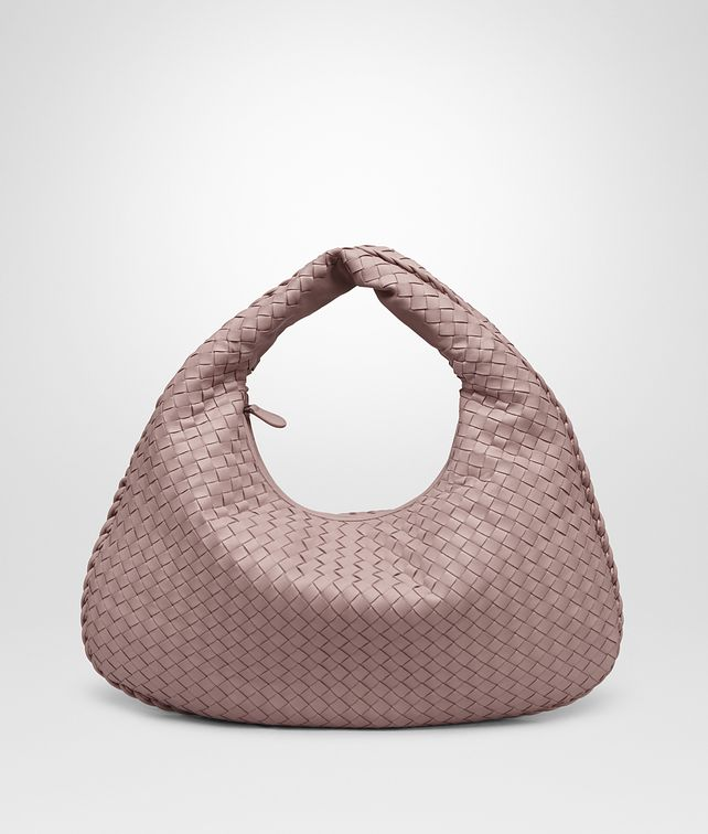 BOTTEGA VENETA MEDIUM VENETA BAG IN DESERT ROSE INTRECCIATO NAPPA Shoulder or hobo bag D fp
