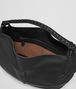 BOTTEGA VENETA MEDIUM SHOULDER BAG IN NERO CERVO Shoulder or hobo bag D dp