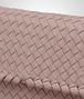 BOTTEGA VENETA MEDIUM OLIMPIA BAG IN DESERT ROSE INTRECCIATO NAPPA Shoulder Bags Woman ep