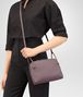 BOTTEGA VENETA SMALL MESSENGER BAG IN GLICINE INTRECCIATO NAPPA LEATHER Crossbody bag D ap