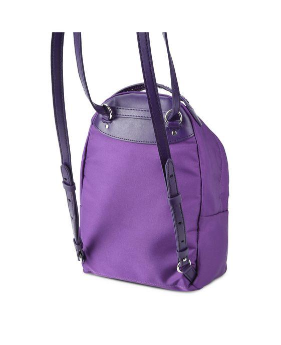 STELLA McCARTNEY Purple Falabella GO Mini Backpack Mini Bags D i