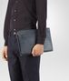 BOTTEGA VENETA KRIM INTRECCIATO SMALL DOCUMENT CASE Small bag U ap