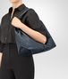 BOTTEGA VENETA MEDIUM SHOULDER BAG IN DENIM CERVO Shoulder or hobo bag D ap