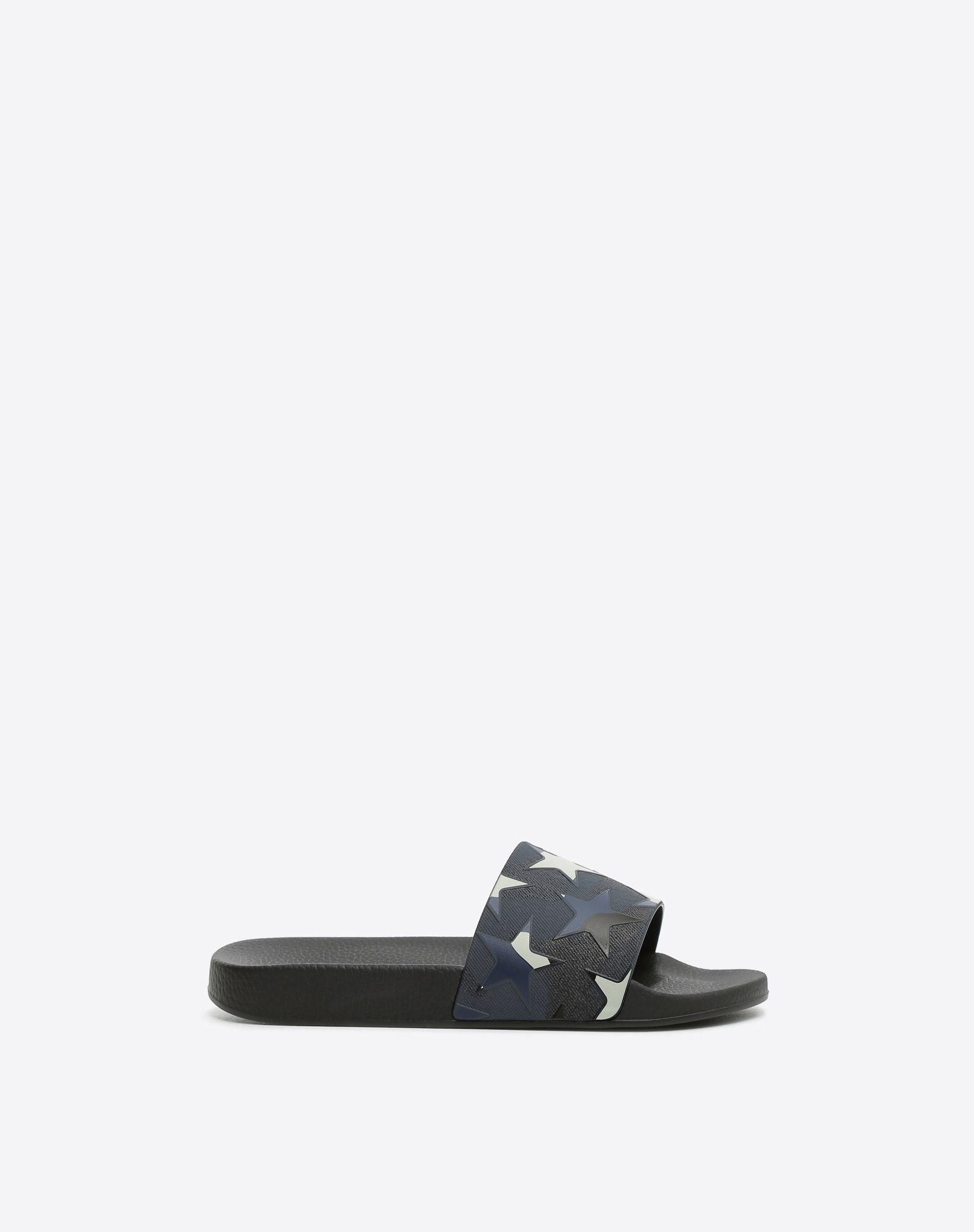 VALENTINO Print Round toeline Rubber sole  45350463ns