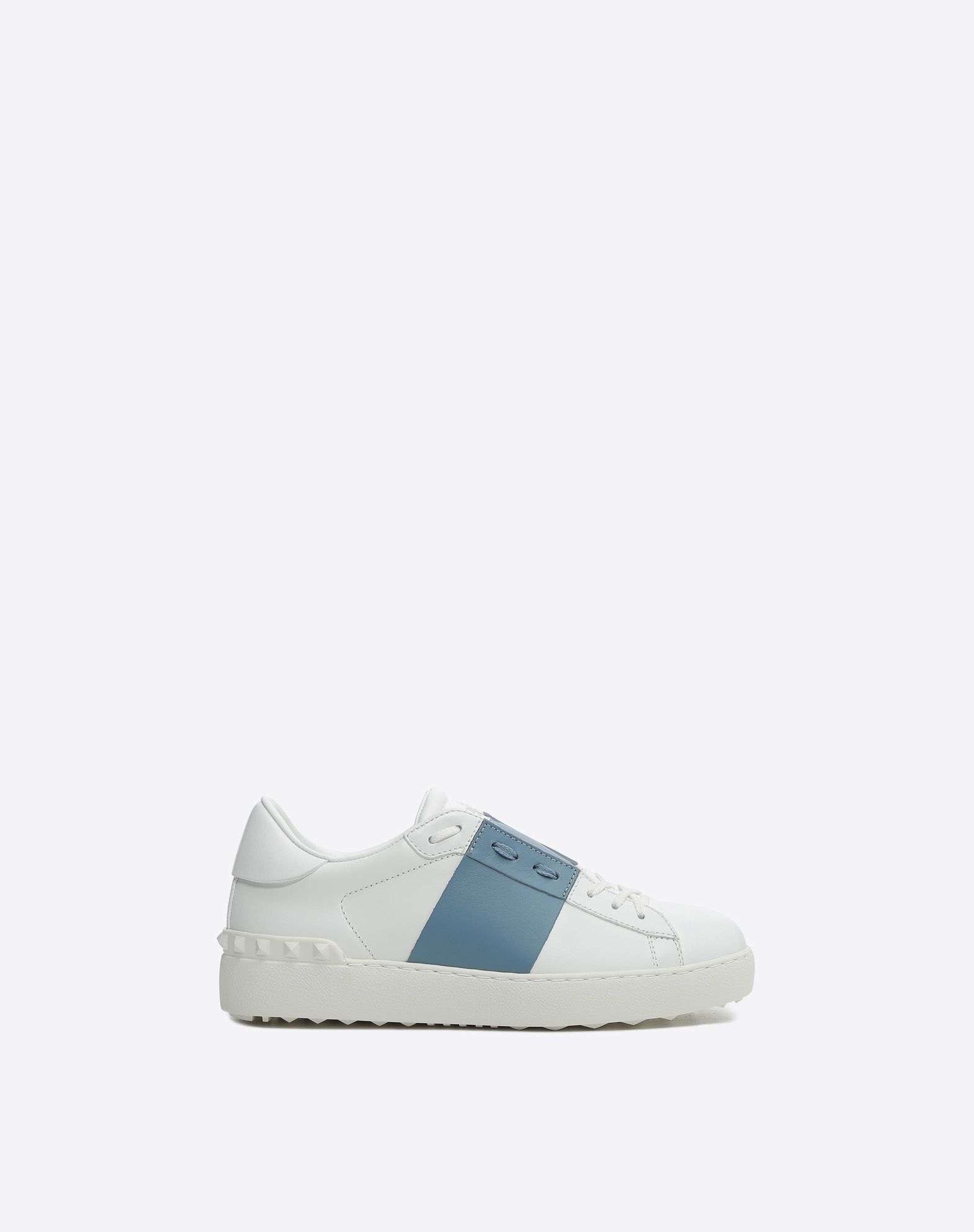 Outlet Latest Collections Valentino Garavani Open sneakers - White Valentino Looking For Cheap Online Discount Footaction Buy Cheap Inexpensive Cheap Visa Payment RysxG