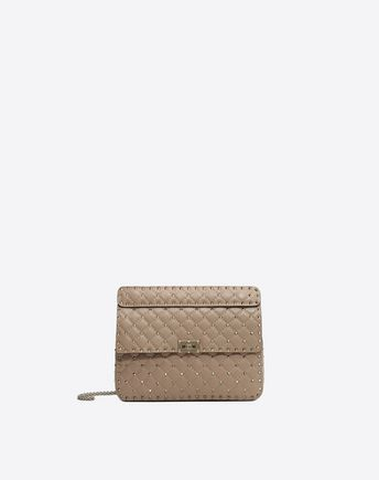 VALENTINO Rockstud Spike Chain Bag 45350483VL