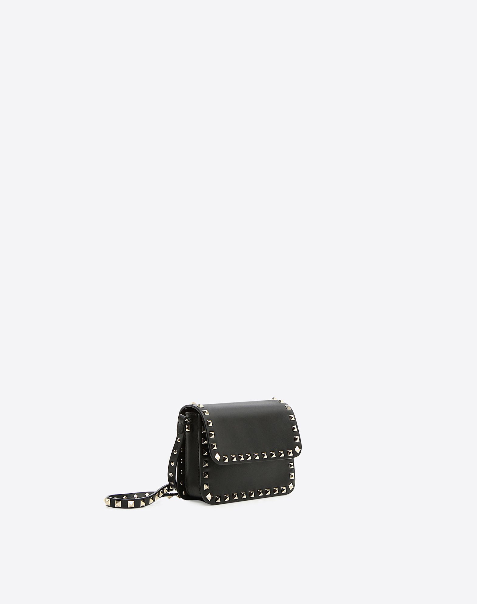 VALENTINO GARAVANI Rockstud Small Cross Body Bag CROSS BODY BAG D r