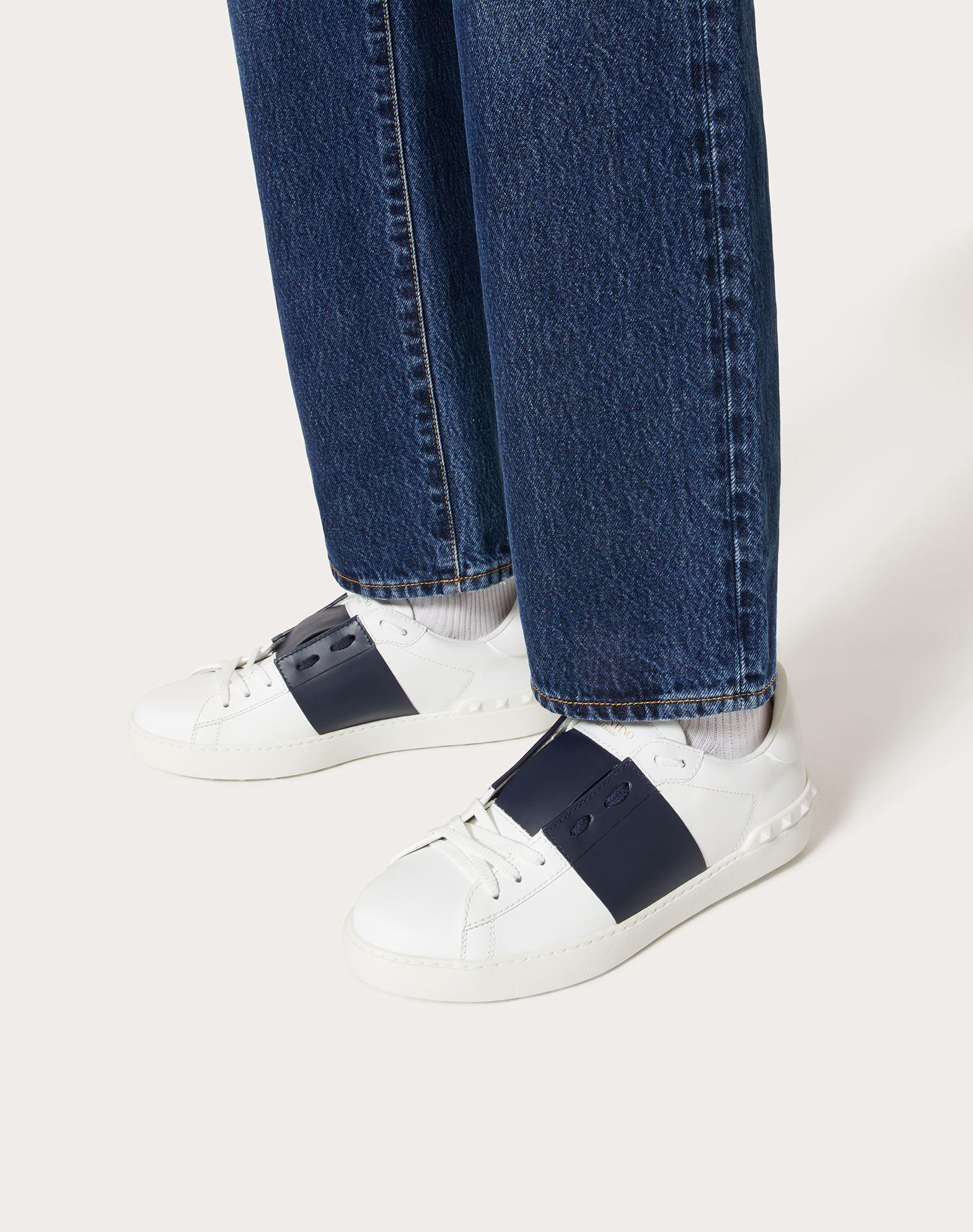 VALENTINO GARAVANI UOMO Open Sneaker LOW-TOP SNEAKERS U b