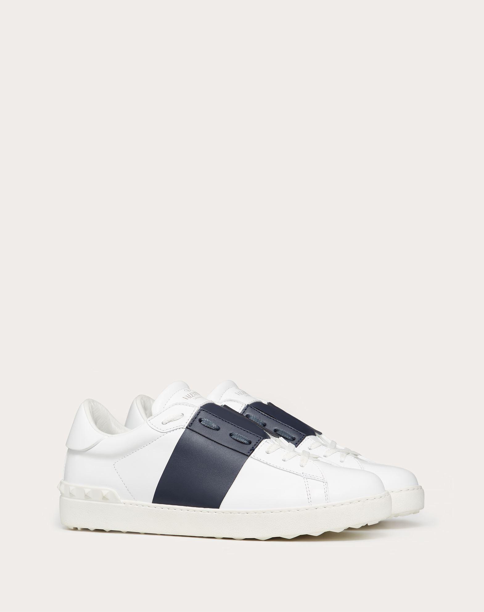 VALENTINO GARAVANI UOMO Open Sneaker LOW-TOP SNEAKERS U r