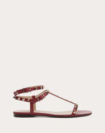 VALENTINO Rockstud Sandal  45350600GA