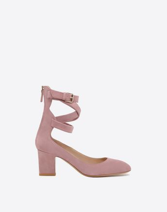 VALENTINO Ankle Strap Pump  45350604RT