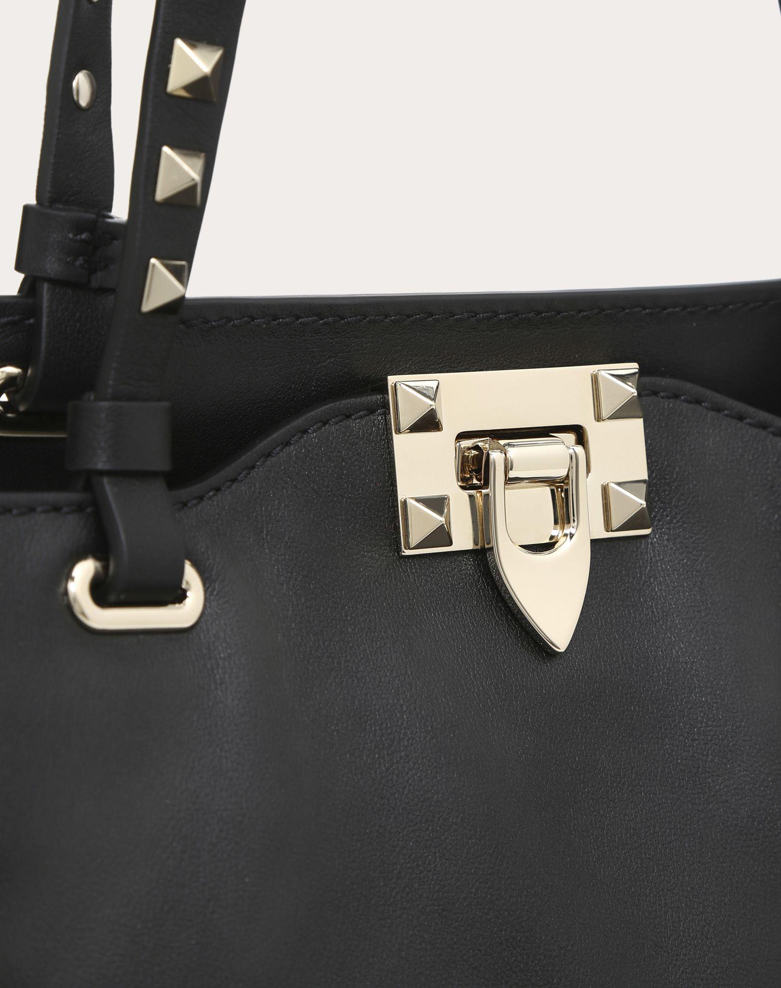 VALENTINO GARAVANI Rockstud Small Bag Tote D b