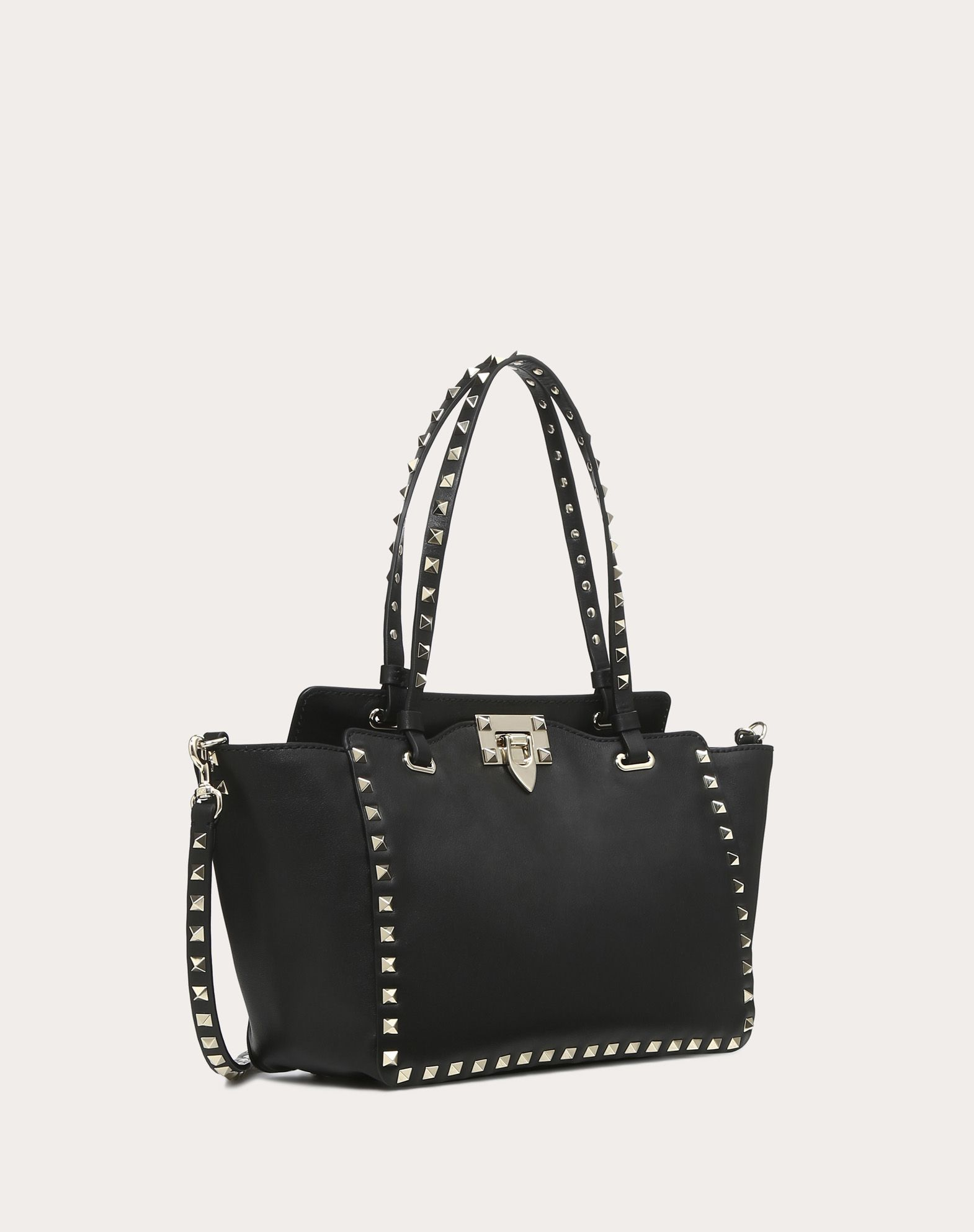 VALENTINO GARAVANI Rockstud Small Bag Tote D r