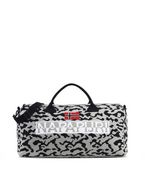 NAPAPIJRI Travel Bag E BERING JACQUARD f