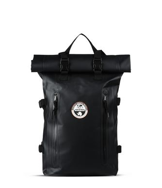 NAPAPIJRI HAARLEM DAY PACK  BACKPACK,BLACK