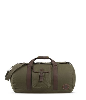 NAPAPIJRI HAMPTON DUFFLE  TRAVEL BAG,MILITARY GREEN