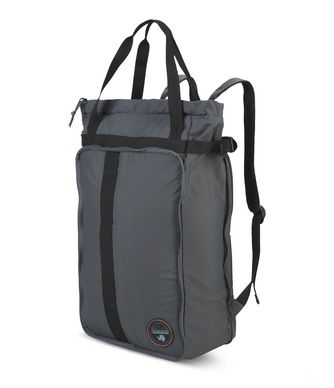 NAPAPIJRI HUDSON PC BAG  PCバッグ,鉛色