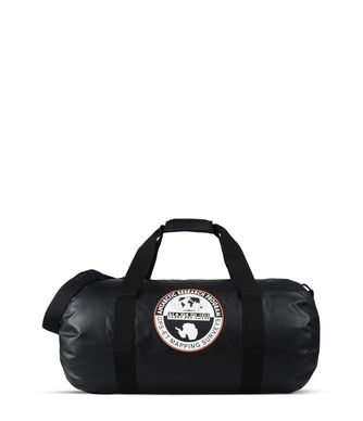NAPAPIJRI HAARLEM DUFFLE  TRAVEL BAG,BLACK