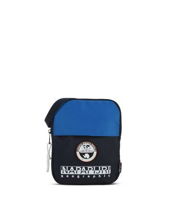 NAPAPIJRI HAPPY CROSS SMALL  CROSS BODY BAG,DARK BLUE