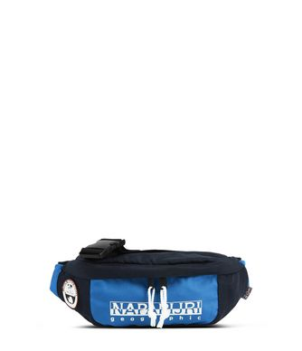 NAPAPIJRI HAPPY BUM BAG  BUM BAG ,DARK BLUE