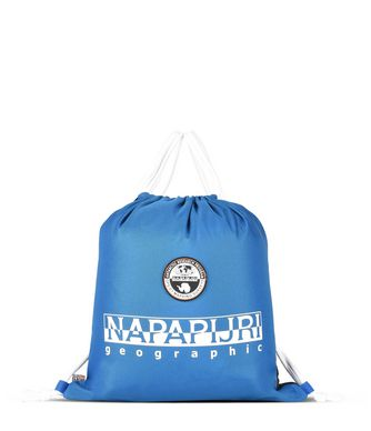 NAPAPIJRI HAPPY GYM SACK  BACKPACK ,BLUE