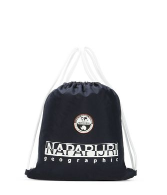 NAPAPIJRI HAPPY GYM SACK  ZAINO,BLU