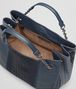 BOTTEGA VENETA MEDIUM TOTE BAG IN KRIM NEW DENIM NAPPA LEATHER Borsa Shopping D dp