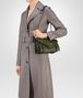 BOTTEGA VENETA CITY KNOT BAG IN MOSS CALF Shoulder or hobo bag D lp