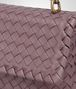 BOTTEGA VENETA BABY OLIMPIA BAG IN GLICINE INTRECCIATO NAPPA LEATHER Shoulder Bag Woman ep