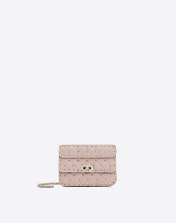 VALENTINO Rockstud Spike Small Chain Bag 45351158KI