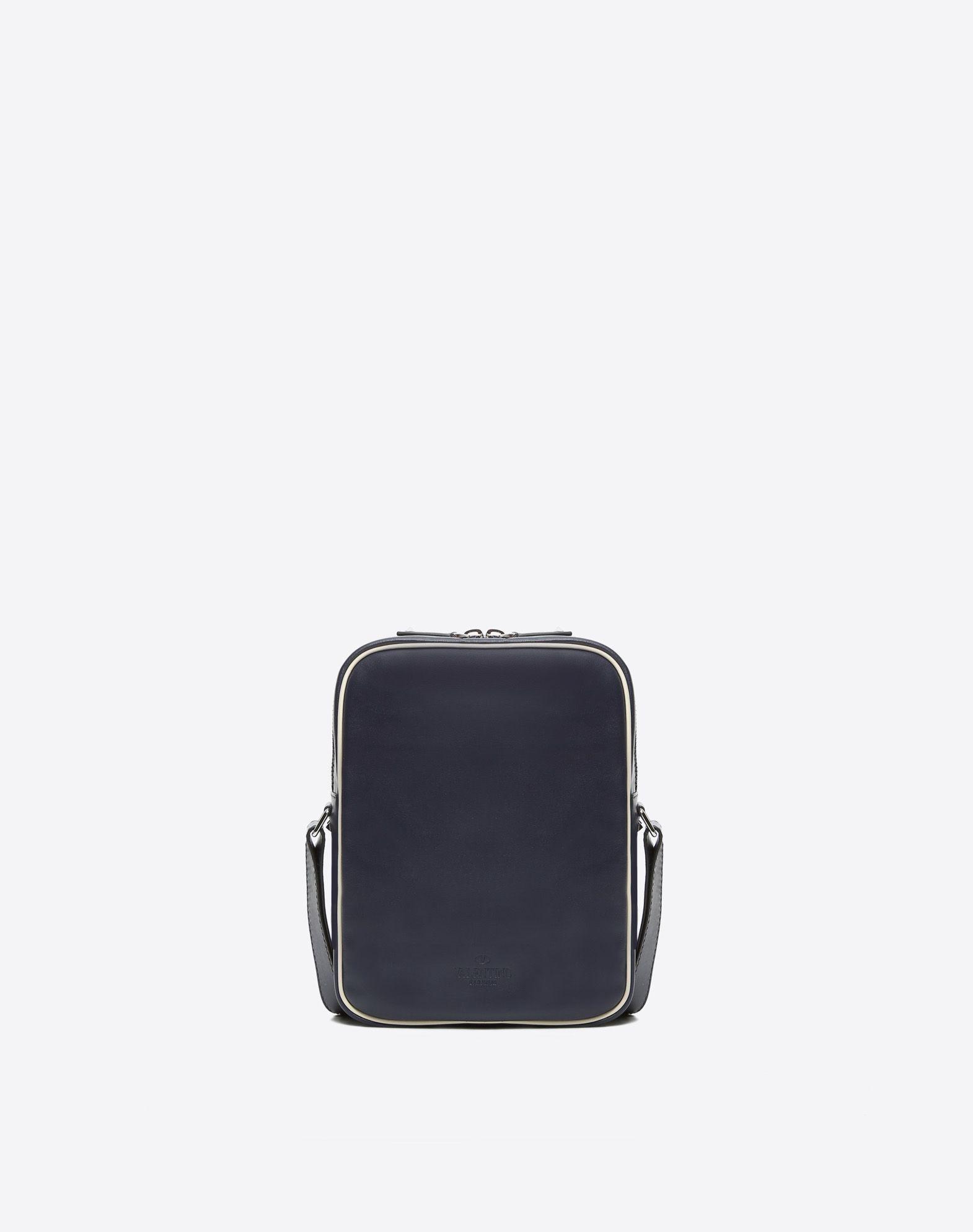 VALENTINO Zip closure External pockets Adjustable shoulder straps  45351383aj