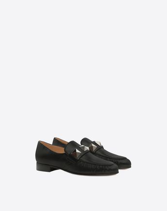 VALENTINO GARAVANI LOAFERS D NW1S0D22JHW 07N r