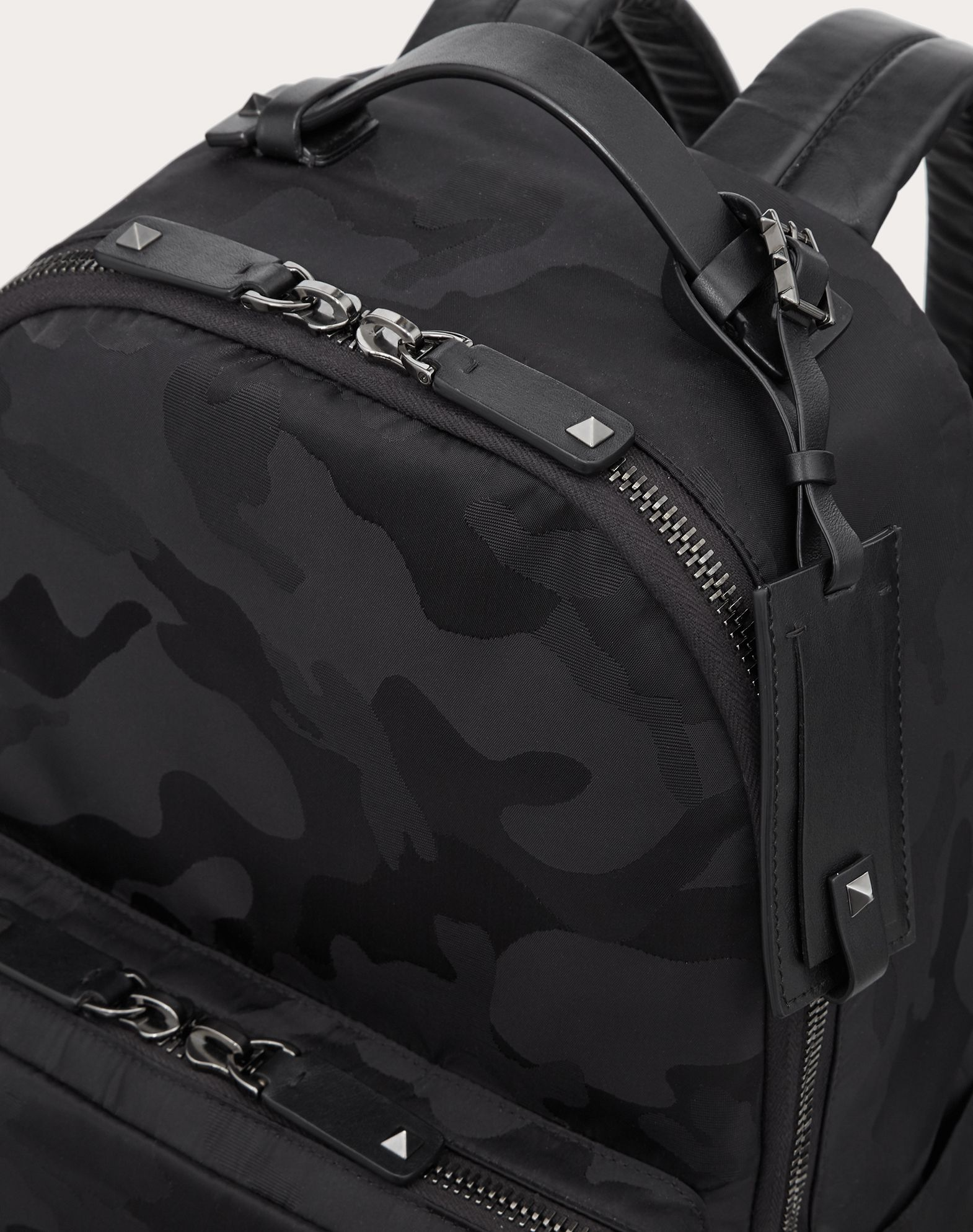VALENTINO GARAVANI UOMO Camouflage Backpack Backpack U a