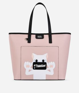 KARL LAGERFELD K/PHOTO CHOUPETTE SHOPPER