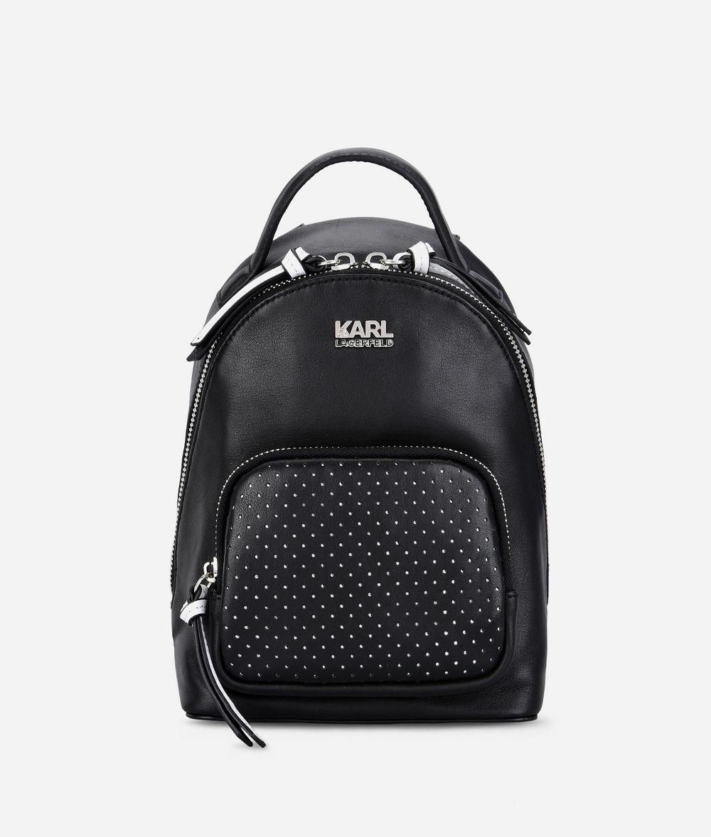 KARL LAGERFELD K/Photo Super Mini Backpack Backpack Woman f